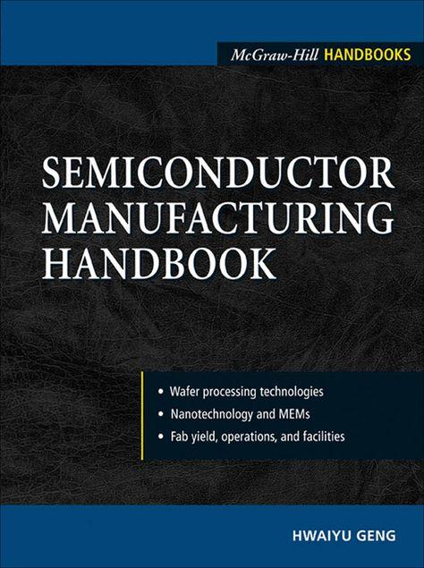 Semiconductor Manufacturing Handbook (eBook)