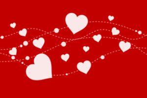 Photoshop Pinsel Set Liebesherzen Valentinstag Romantik Brush Grusse Zum Valentinstag Romantik Valentinstag