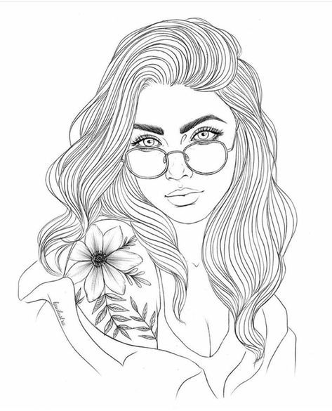 Best Art Therapy Drawing Free Printable 65 Ideas People Coloring Pages Outline Drawings Coloring Book Art