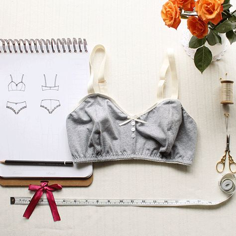 Ohhh Lulu Jasmine Bra Sewing Pattern - The Jasmine Bra is a great basic that can.Ohhh Lulu Jasmine Bra Sewing Pattern - The Jasmine Bra is a great basic that can be customized in many ways: line it, sew it in sheer stretch lace, add bows or bu