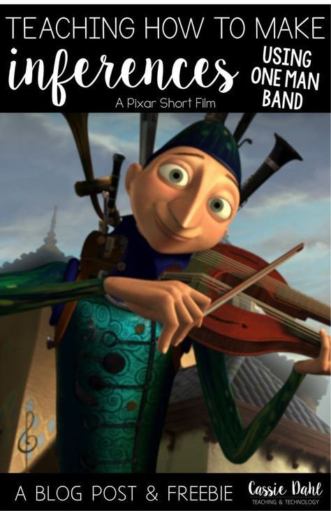 Inferences Using movie shorts in the classroom can be very engaging. Guide your students to make inferences using a Pixar short. The post includes two free graphic organizers to help your students! Perfect to use for any book or video. Reading Lessons, Reading Strategies, Reading Activities, Reading Skills, Teaching Reading, Reading Comprehension, Comprehension Strategies, Teaching Ideas, Inference Activities