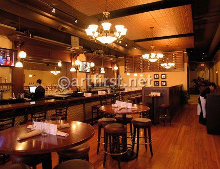 Restaurant Interior Design Concepts