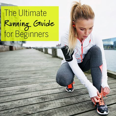 What to do when you're new to the running game.