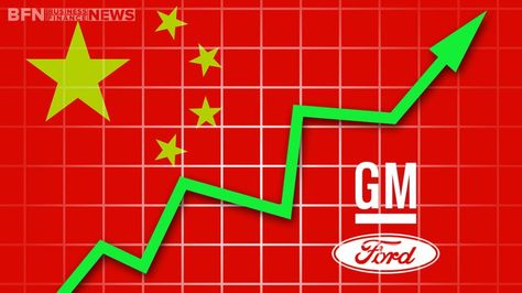 Performance In Chinese Markets Will Increase Annual Profits Ford General Motors News Ford Ford Motor Ford Motor Company