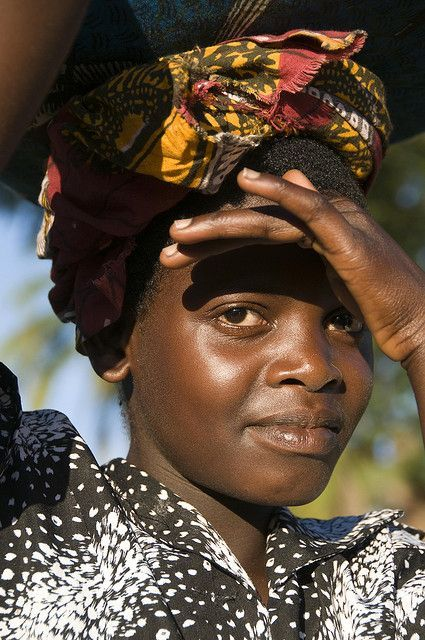 Lucie S Friend Malawi African People African Beauty Portrait