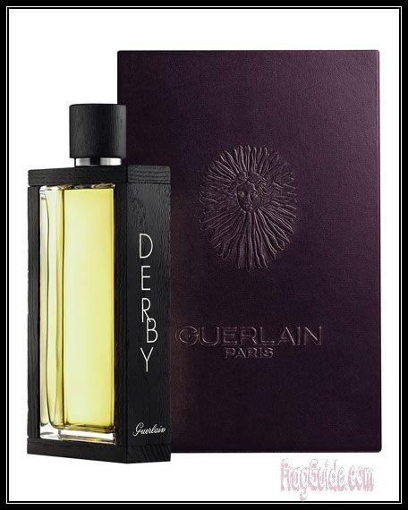 عطر Derby للرجال من عطور جيرلان Guerlain Perfume Bottles Fragrance Perfume
