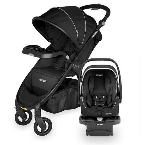 75bb691051e2 Recaro Performance Marquis Luxury Travel System - Onyx - Recaro North  America - Babies