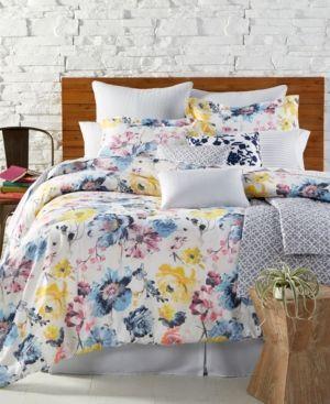 Brianna Reversible 14 Pc California King Comforter Set Multi