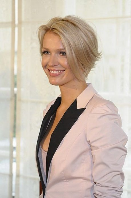 Magda Mołek Fryzury Hair W 2019 Krótkie Włosy Fryzury I