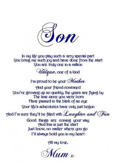 Happy 16th Birthday Son From Mom : happy, birthday, Birthday, Happy, Mother, Ideas, Quotes, Quotes,, Messages
