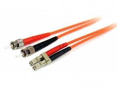 2m Multimode Fiber Patch Cable Lc St Fiber Optic Cable Fiber Optic Cable