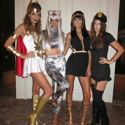 Instagram Photos of the Week: Halloween Edition with Alessandra Ambrosio, Ana Beatriz Barros + More!