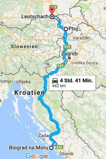 Wohnmobilreise Nach Griechenland Albanien Montenegro Und