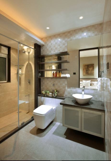 Modular Small Bathroom Design Simple Indian Bathroom Designs Bathroom In 2020 Bathroom Designs India Small Bathroom Interior Popular Bathroom Designs
