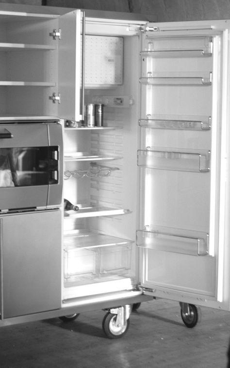Küchenmodule Bulthaup System 20 - Edelstahl Gaggenau Miele - miele k chen einbauger te