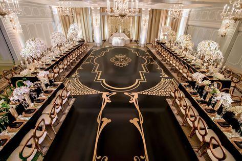 Revelry Event Designers | STUNNING CASA DEL MAR WEDDING