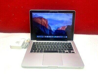 13 Apple Macbook Pro 8gb Ram 500gb Hdd 3 Year In 2020 Apple Laptop Apple Macbook Pro Apple Macbook
