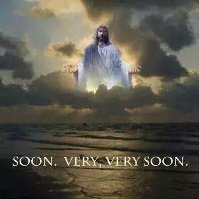 The Lord Is Returning Soon God Jesus