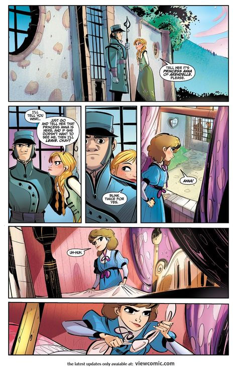 Frozen – Breaking Boundaries 001 (2018) ……   Viewcomic reading comics online for free 2019