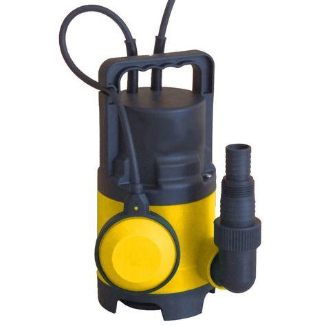 Pompe D Evacuation Eau Chargee Vc400ech 8000 L H Leroy Merlin