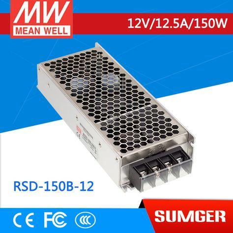 RSD-150D-12-12 DC//DC Power Supply Single-OUT 12V 12.5A 150W 5-Pin