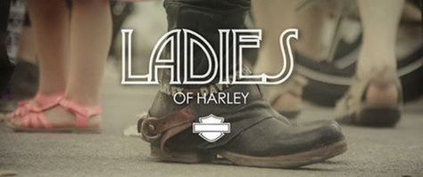 ladies bikers