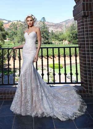 Pin By The Fancy Frock Bridal Forma On Ashley Justin Bridal Strapless Wedding Gown Wedding Dresses Strapless Prom Bridal