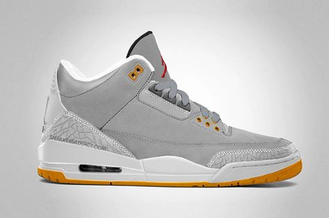 the latest 9f57f 52f43 AIR JORDAN 3 (NEW SLATE) - Sneaker Freaker