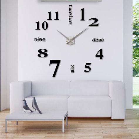 Modern Wall Clock Designs Decor Design