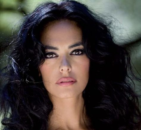 Maria Grazia Cucinotta is an Italian actress of film and television. She is best known for her roles in Il Postino and as the Bond girl in the James Bond film The World Is Not Enough.