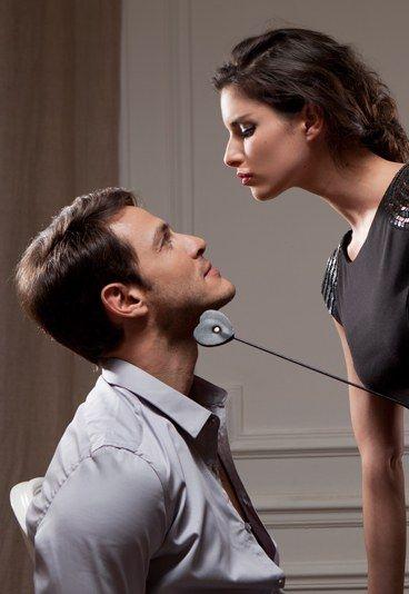 Femdom women control men