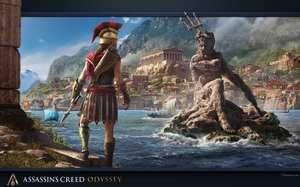 foto de Arrière-plan de Assassin's Creed Odyssey wallpaper - Kassandra ...