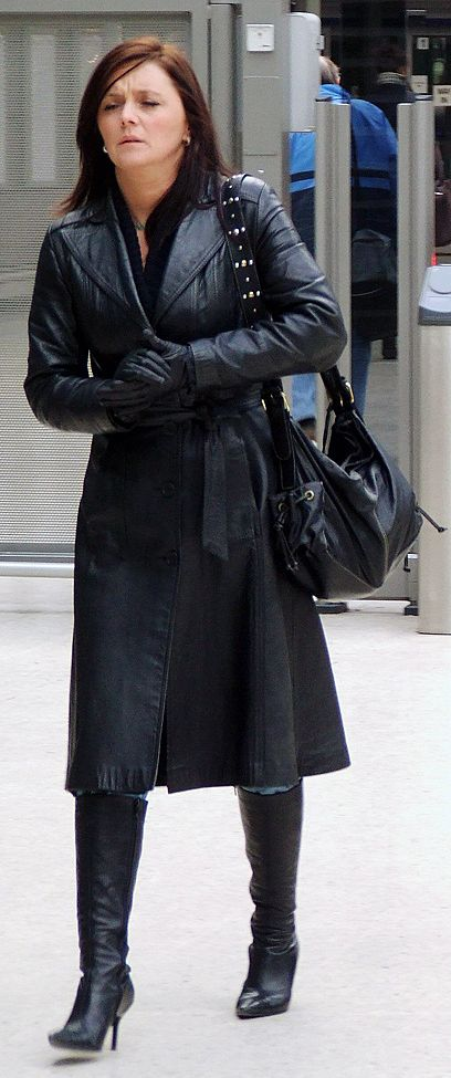 For the love of a woman in a leather coat | コート&ジャケット ...