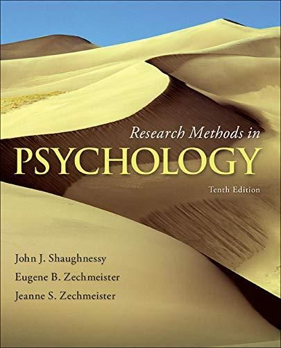 Research Methods in Psychology - Default