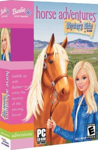Barbie Horse Adventures Mystery Ride By Vivendi Universal Http