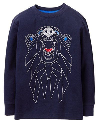 17b96ee36 Product review for Gymboree Little Boys  Long Sleeve Geo Bear ...