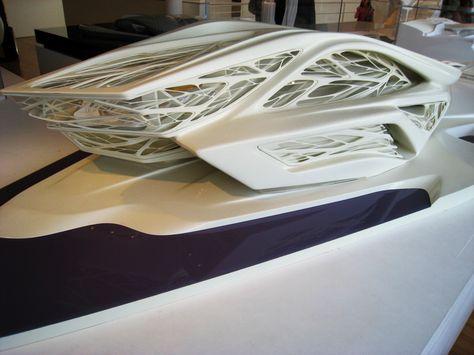 Mi Moleskine Arquitectnico: ZAHA HADID: PERFORMING ARTS CENTER, ABU DHABI  | Architektur | Pinterest | Zaha hadid and Architecture
