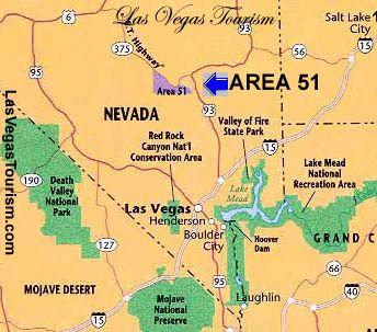 Places Area 51