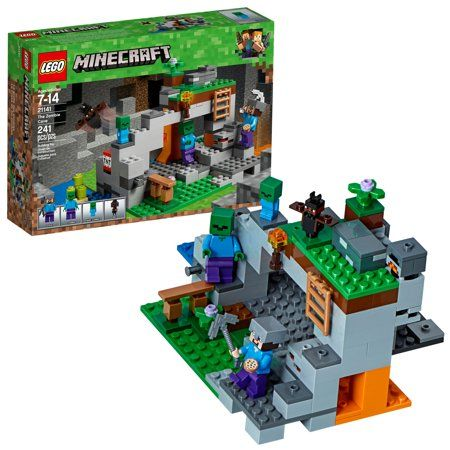 21123 THE IRON GOLEM minecraft lego legos set NEW alex pig zombie mine craft