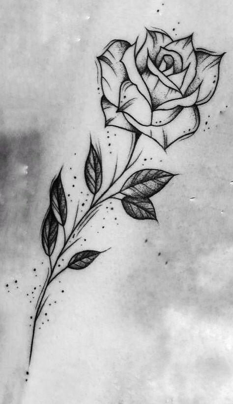 44 Einzigartige Tattoo Ideen Fur Frauen Tattoos Flowertattoos Einzigartige Flowertattoos Frau In 2020 Floral Tattoo Design Unique Tattoos Tattoo Design Drawings