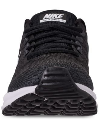 Nike Women s Air Zoom Vomero 13 Running Sneakers from Finish Line - Black 11 2219e6420