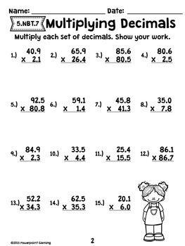 27+ Superb 5 nbt 7 worksheets info