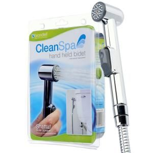 Hand Held Bidet In Silver Cs 30 At The Home Depot For Use As A