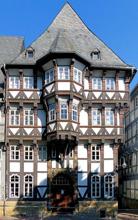 Goslar, Lower Saxony, Germany - 02 Stadtbibliothek