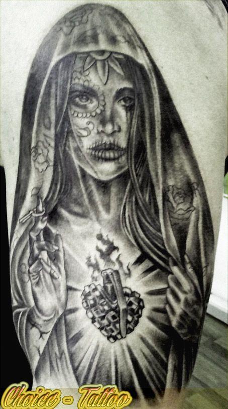 8b6421fd16c6f newschool#steampunk#cologne#coloniaink#tattoo#biomech #biomechanic#cologne#tattoo#portrait#chicano#women#face #arm#sleeve#choicetatt…