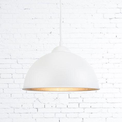 Lámpara colgante MAGNA Eco Esta de de lámpara techo blanco hrdxQtsC