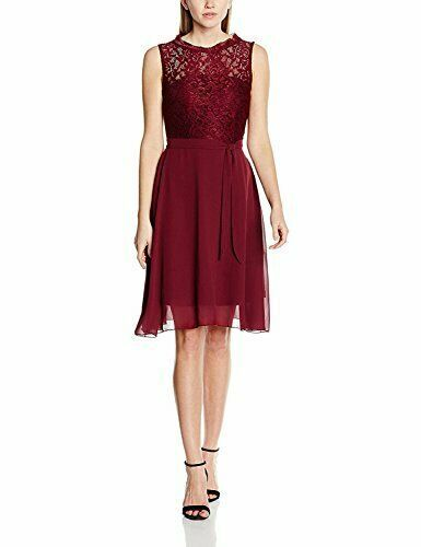 Vestiti Eleganti Bordeaux.Pin On Abiti Eleganti Donna