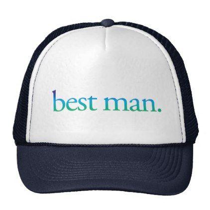 22ef1c4a wedding - #best man hat | bachelor party | best man gift | wedding ...