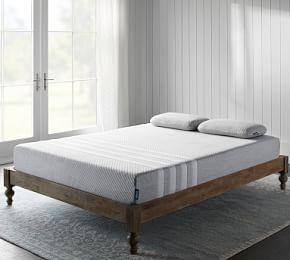 Astoria Platform Bed Leesa Mattress Mattress Bed