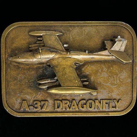 Brass Flying Tigers Line Airline Cargo Tiger WWII Usaf Pilot Gift Uniform Los Angeles California Aviation Rare 1970s Vintage Belt Buckle